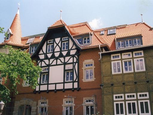 Dachdeckerarbeiten - Wildemannstr. 1