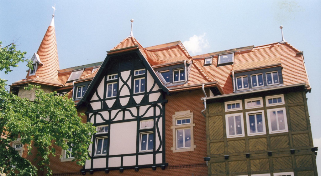 Haus in der Wildemannstr. 1