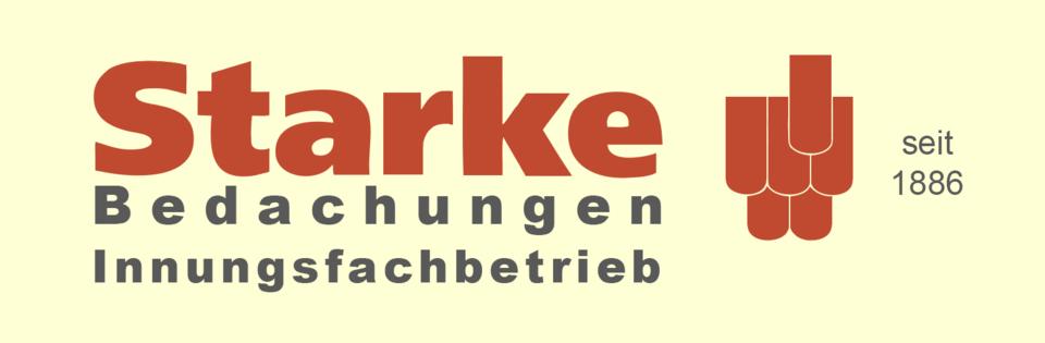 Starke Bedachungen GmbH Innungsfachbetrieb seit 1886